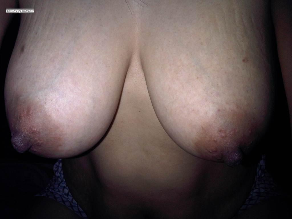Tit Flash: My Very Big Tits (Selfie) - Meihwa from China